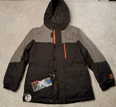 NWT ZeroXposur Boys Insulated Puffer Jacket Winter Snowboard Coat New With Tags
