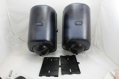 Lot of 2 Uline Center Pull Towel Dispensers with 1 Key #26002