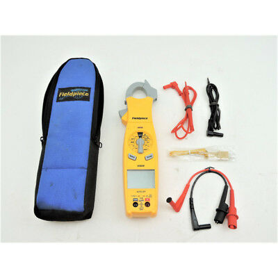 Fieldpiece SC620 Loaded Clamp Multimeter With Swivel Head