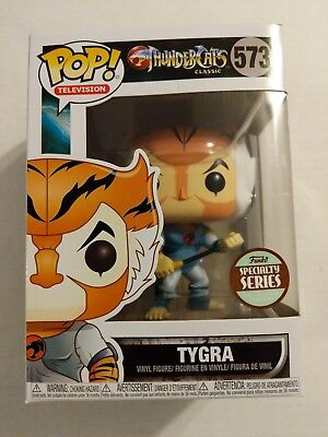 Funko Pop! Television #573 Tygra (Specialty Series Limited Edition Exclusive)