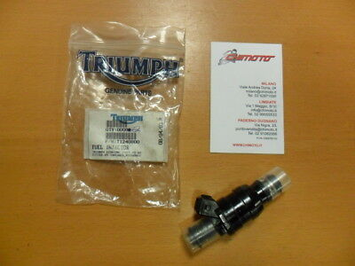 Triumph T1240800 Iniettore Benzina Fuel Injector Speed Triple 885 955