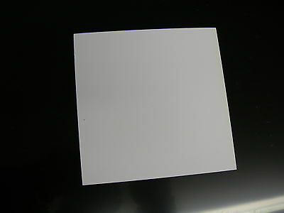 "BLUE VINYL PLASTIC SHEET .023/"" X 12/"" X 12/"" SIGN MATERIAL MATTE FINISH BOTH SIDES"