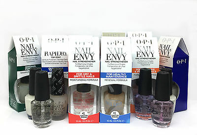 OPI Nail Envy Strengthener 0.5oz/15ml- Choose any Base/Top /Matte/Treatment #2