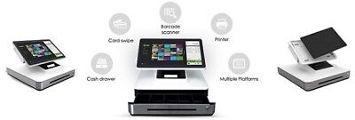 ELO Paypoint Ipad POS  Complete Terminal Restaurant Bar Bakery Coffee Shop