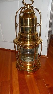 Antique Lighthouse Establishment POST LANTERN B