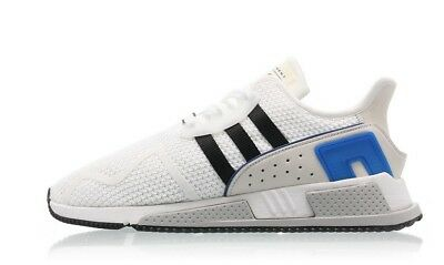 d089870af216e NEW adidas Originals EQT Cushion ADV Shoes CQ2379 Shoes White Black Royal  Blue