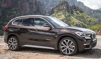 2016 BMW X1 X Line BASICALLY NEW CERTIFIED PRE-OWNED 2016 BMW X1 ONLY 11K MILES