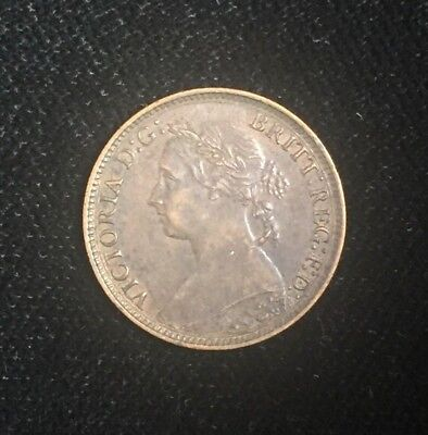 1881 A Great Britain Farthing