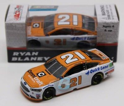 2017 RYAN BLANEY #21 Omnicraft Ford 1:64 Action Diecast In Stock Free Shipping
