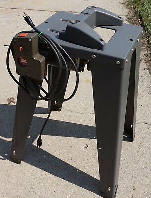 Shopsmith Special Purpose Tool Power Stand w/ Wheels, Great Shape!!!