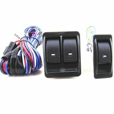FOR CHEVROLET SILVERADO GMC SIERRA 12V Power Window Switch Kit With on gmc transformer, gmc door handle, gmc transmission, gmc fuel lines, gmc speed sensor, 2013 chevrolet headlight harness, gmc motor, gmc transfer case, gmc tires, gmc steering column, gmc control module, gmc headlights, gmc neutral safety switch, gmc wheels, gmc starter, gmc license plate bracket,