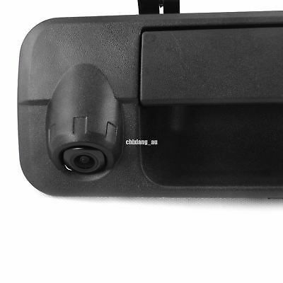 Rear View Camera Tailgate Handle Backup Aftermarket for Toyota Tundra 2007-2013
