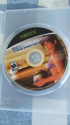 Dead or Alive: Xtreme Beach Volleyball (Microsoft Xbox, 2003)