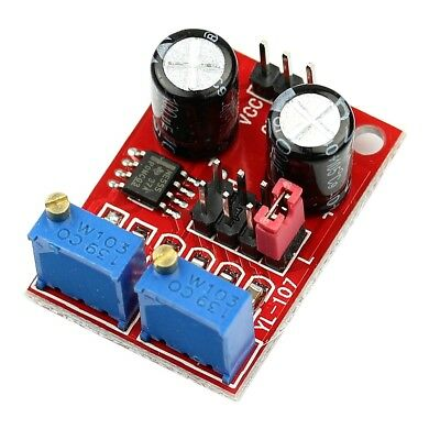 NE555 Duty Cycle Frequency Adjustable Square Wave Stepper Motor Driver Module