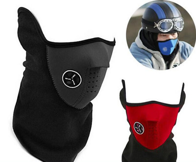 NEW Windproof Motorcycle Face Mask Outdoor Winter Warm Ski Cycling Snowboard CS