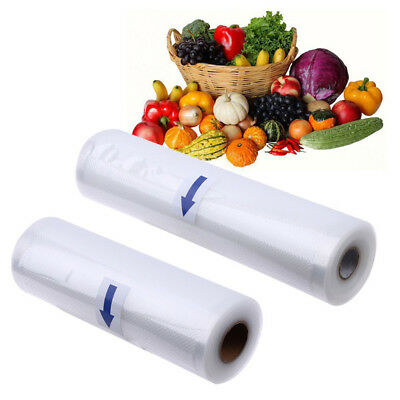 Vacuum Food Sealer Bags Roll Packaging 1 Roll Vacuum Food Storage Bag NA6