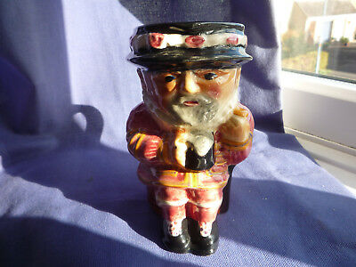 Shorter & Sons Staffordshire Beefeater Mug - Very Good Condition