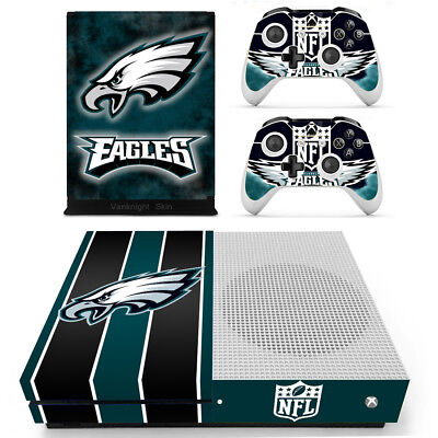 Faceplates, Decals & Stickers Xbox One S Slim Skin Carson Wentz Eagles Vinyl Skin Stickers Decals For Console