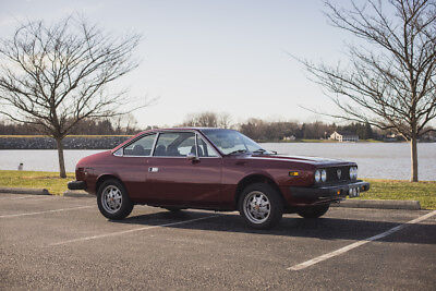 1976 Lancia Beta Coupe One of the Nicest in the US - 83k actual miles - 2,000cc FI Engine - Very Fun