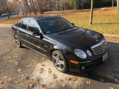 2007 Mercedes-Benz E-Class AMG Mercedes Benz 2007 E63 AMG - Amazing Car!