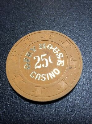 Opry House 25 Cent Casino Chip- VG Condition- Free Shipping