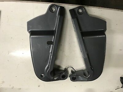 Yamaha Bracket clamp 64E-43111-02-8D and 64E-43112-02-8D fits F150 4 stroke and