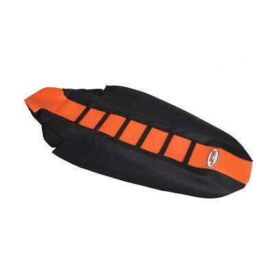 Rib Gripper Soft Seat Cover For KTM EXC SX XC XCW 85 125 150 200 250 350 450 500