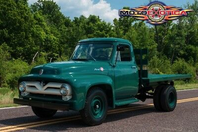 1955 Other Makes Ford F-350 Stakebed Dualie Truck 1955 Ford F-350 Stakebed Dualie Truck