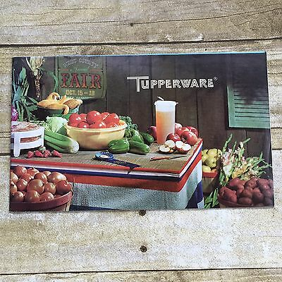 Vintage 1967 Tupperware Product Catalog Sales Brochure 53 Pages