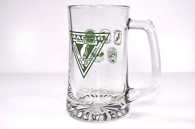 USMC Marine Aircraft Group 46 MAG-46 Reserve Aircraft Wing Glass Stein Beer Mug