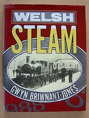 """welsh Steam."" Railways. Locomotives. Trains Book."