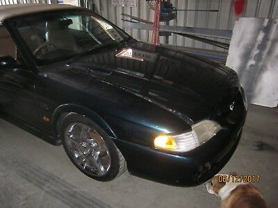 1994 mustang gt convertable