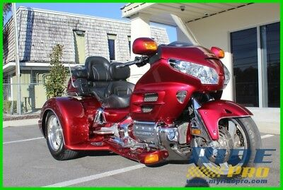Honda Gold Wing GOLDWING TRIKE GL1800  2003 Honda Gold Wing GOLDWING TRIKE GL1800 Trike CHAMPION KIT LOW MILES