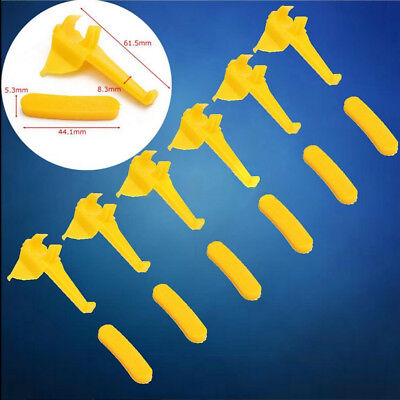 12* Tyre Changer Parts Plastic Mount Demount Head Duck head Insert Rim Protector