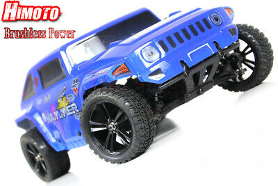 Himoto 1/10 Scale RTR 4WD RC Brushless Off-Road Hummer