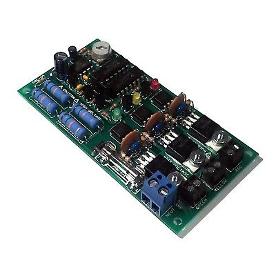 AC Traffic Light Controller / Sequencer - 120VAC up to 400W per channel New