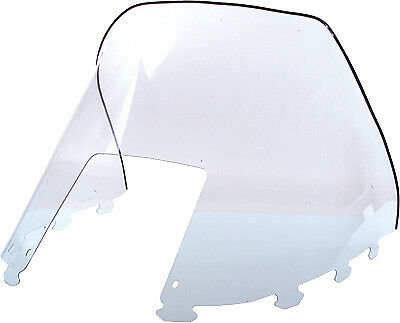 """Sno-Stuff Windshield Polaris INDY 340/DELUXE/TOURING  '99-03 -CLEAR MED 17.5"""""""