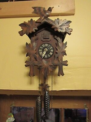 Black Forest Cookoo Clock...1-Day-Movement...Made in Germany!!!