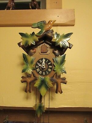 Black Forest Cookoo Clock...1 Day Movement...Made in Germany