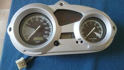instrument cluster dash bmw f650