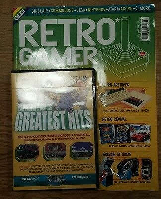 Retro Gamer Magazine Issues 2 - 15, 17 And 18 For Individual Sale - Inc Cover Cd