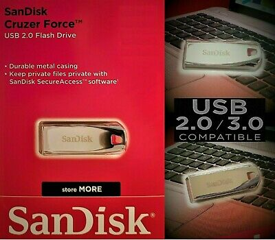 Sandisk Cruzer Force USB Stick 8GB 16GB 32GB 64GB USB Flash Drive USB 2.0 Stick