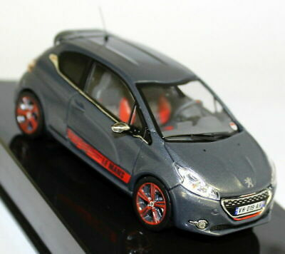 Ixo 1/43 Scale - MOC175 Peugeot 208 GTi 2013 Le Mans edition Diecast Model Car