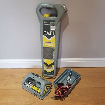 spx cat4 underground cable detection unit with genny