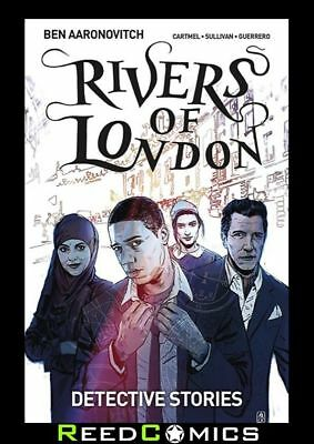 RIVERS OF LONDON VOLUME 4 DETECTIVE STORIES GRAPHIC NOVEL Collects 4 Part Series