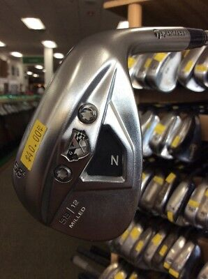 Taylormade Golf TP Milled 58 Degree  Z Right Handed 12 Tour Preferred KBS Wedge