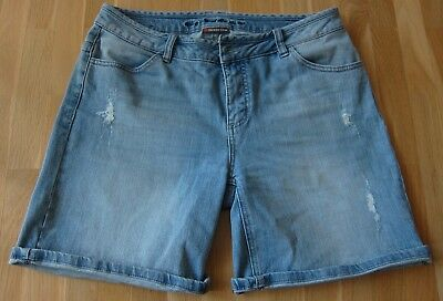 Jeans Short Gr. 32 Street One Used Look