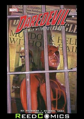 DAREDEVIL BY BRUBAKER AND LARK ULTIMATE COLLECTION BOOK 1 GRAPHIC NOVEL 304 Pgs