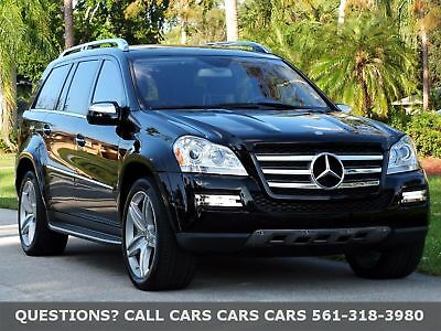 2010 Mercedes-Benz GL-Class GL 550-ONLY 60K MILES-LIKE 11 12 13 14 GL 350 450 FLORIDA IMMACULATE-AMG-HARMON KARDON-REAR ENTERTAINMENT-PARK ASST-BACK UP CAMERA