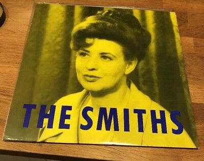 "The Smiths 1985 UK 1st Pressing 12"" Vinyl Single.Shakespeare's Sister RTT181 CBS"
